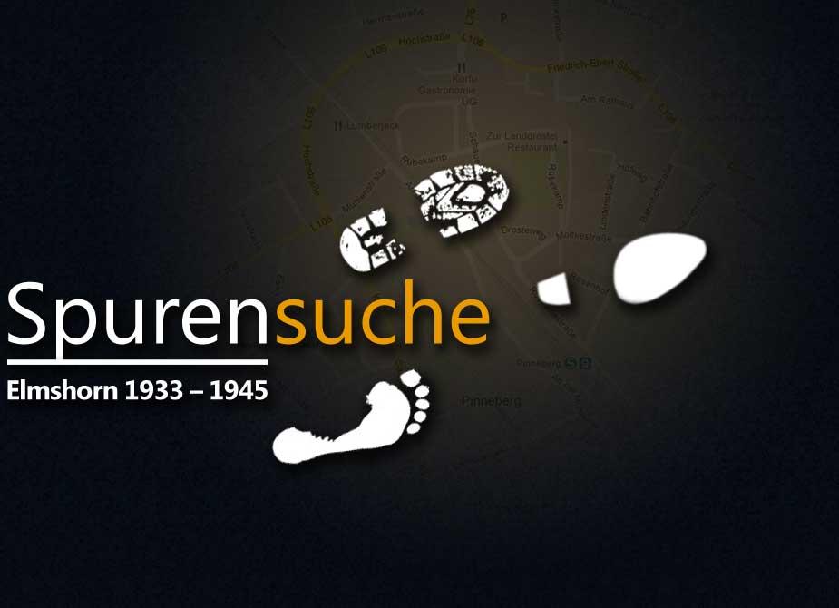 Logo der Spurensuche