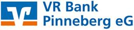 Logo der VR Bank Pinneberg - Zusammen. Einfach. Besser.