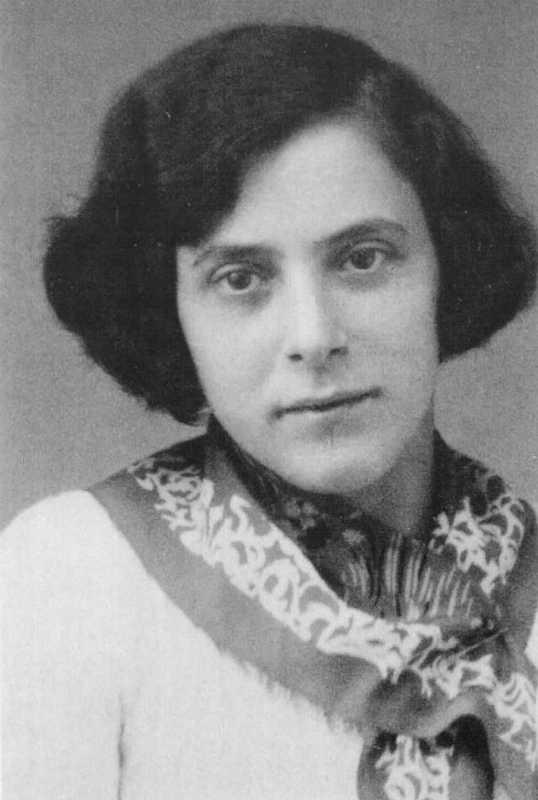 Irma Eckler (unbekannt/Irene Eckler: Die Vormundschaftakte, Schwetzingen 1996)