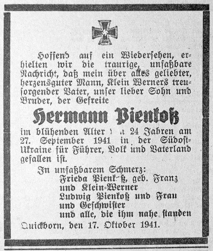 führer volk und vaterland