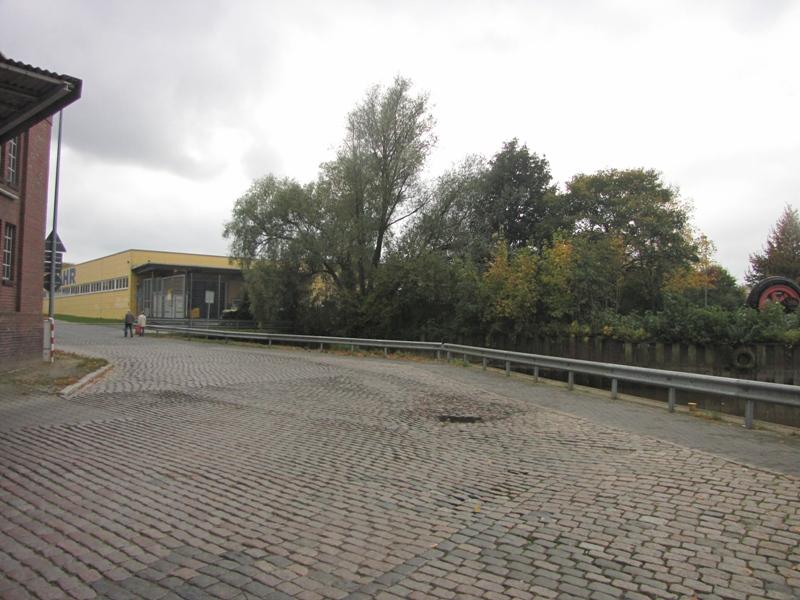 Zwangsarbeitslager Lager Kremer Schiffswerft