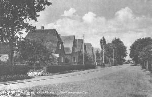 Quickborn - Adolf Hitler Straße, ca. Mitte der 1930er Jahre (Fotograf unbekannt)