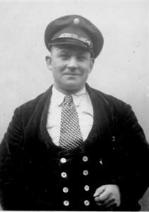 Georg E. Braun, Helgoländer Widerständler (Foto Bes. E. Braun)