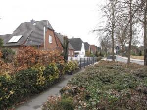 Quickborn - Harksheider Weg, 2013 (Foto: Jörg Penning)