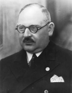 Heinrich K.W. Prüß auf Helgoland