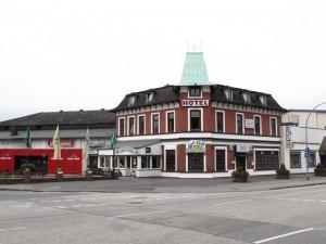 Quickborn - Hotel, Kieler Straße, 2013 (Foto: Jörg Penning)