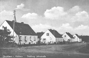 Quickborn - Jahnstraße, auch