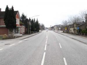 Quickborn - Kieler Straße, 2013 (Foto: Jörg Penning)