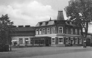 Quickborn - Schmidts Gasthof, Kieler Straße, ca. 1920er Jahre (Foto: Schildt)
