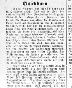 Pinneberger Tageblatt 22.08.1934