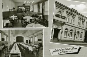 Postkarte Hotel