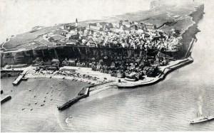 Helgoland vor der Zerstörung
