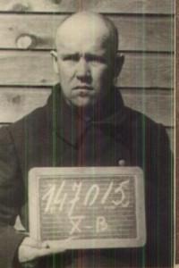 Firstakov, Wasilij, aus Russland, ehem. Kriegsgef. auf Helgoland