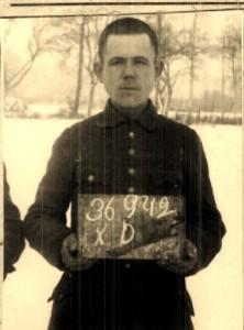 Frolov, Egor, aus Russland, ehem. Kriegsgef. auf Helgoland