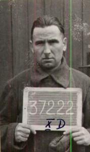 Kamenow, Iwan, aus Russland - ehem. Kriegsgef. auf Helgoland