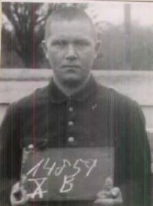 Salnikow, Alfei, aus Russland - ehem. Kriegsgef. auf Helgoland