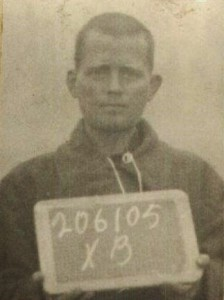 Vakhtin, Konstantin, aus Russland - ehem. Kriegsgef. auf Helgoland