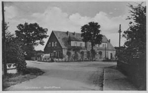 Quickborn - Gustloffhaus, ca. 1940er Jahre (Foto: R. Schildt)