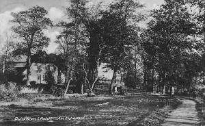 Eichenhof, Ulzburger Ladstraße, ca. 1930er Jahre (Foto: W. Grodthoff)