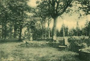 Thingplatz in Friedrichsgabe, ca. Ende der 1930er Jahre (Foto: J. P. Möller)