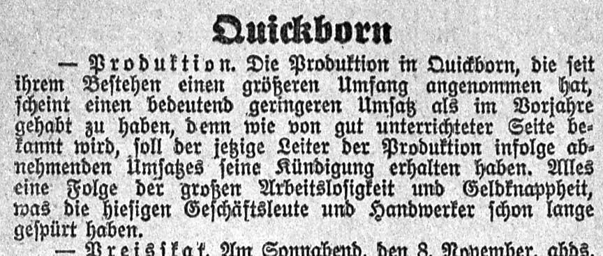 Pinneberger Tageblatt, 04.11.1930