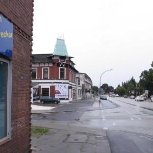 Quickborn - Kieler Straße, 2015 (Foto: Jörg Penning)