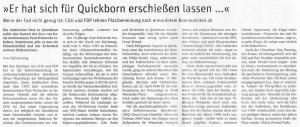 Neues Deutschland 28.05.2014