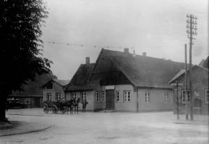Horst - Gastwirtschaft Zur Börse (Fotograf: unbekannt)