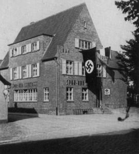 Horst - Am Markt 1, 1934 (Fotograf: unbekannt)