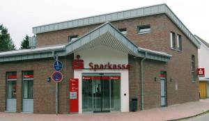 Horst - neue Sparkasse (Fotograf: unbekannt)