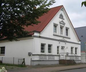 Horst ehemalige Kirchspielvogtei 2007 Elmshorner Str. 8 (Foto: M. Plata)